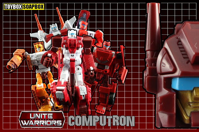 unite warriors computron review