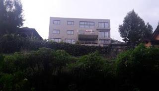 villa Murah di bandung yang ada private pool nya