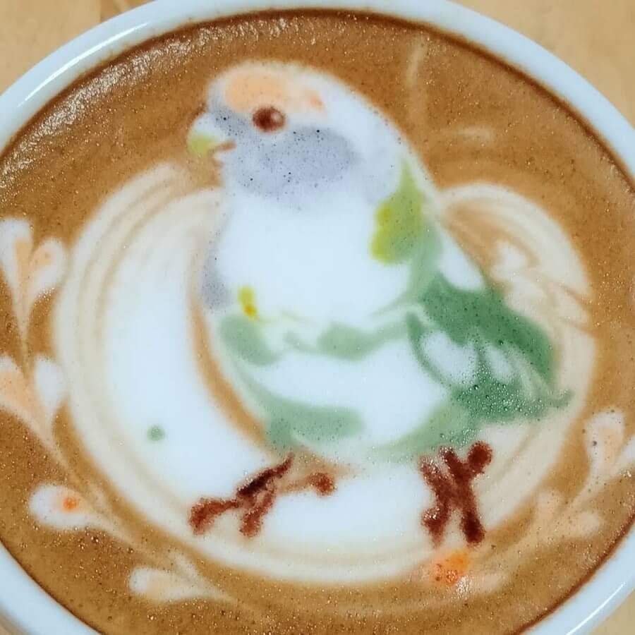 12-Mr-Kuu-Coffee-Food-Art-Animal-Art-www-designstack-co