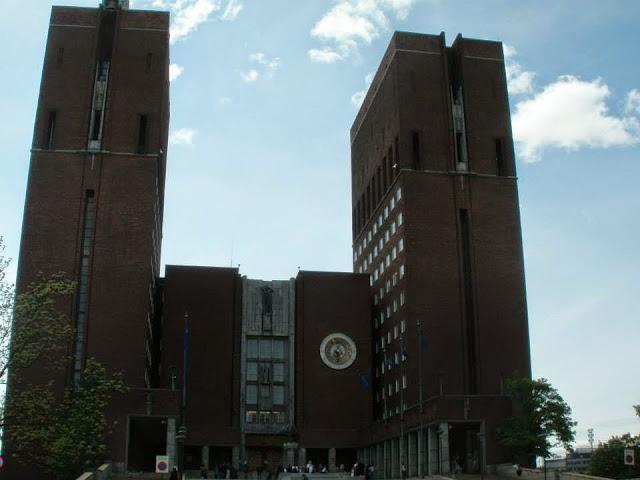 El Ayuntamiento de Oslo (Oslo Radhus)