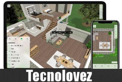 Planner 5D - Applicazione per progettare casa, arredare stanze e Interni In 3D
