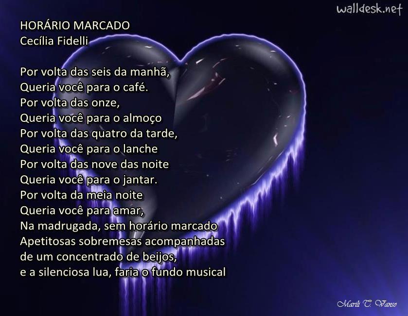 Poemas Para Cunhadas Amor E Poesias: Reviragita Poesia: Do Livro: Poemas De Amor, Sem Dor