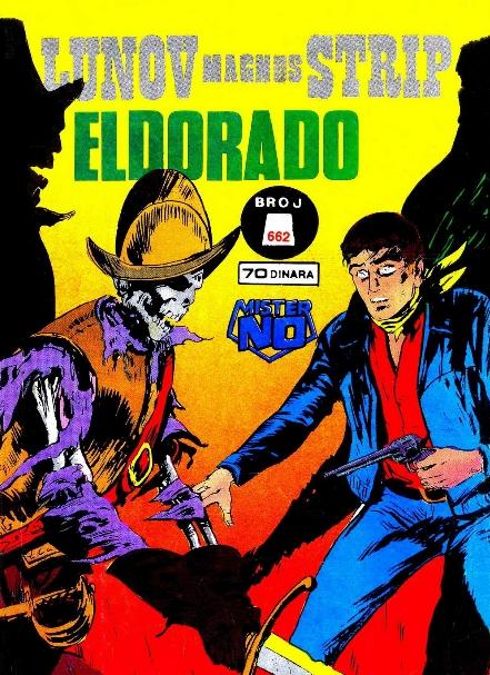 Eldorado - Mister No