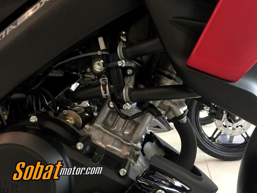 All New Yamaha Vixion R 155 VVA sudah tiba dikota Medan, berikut harga OTR nya sob