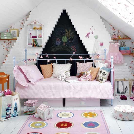 Otthon vidéken  Milyen a tökéletes kislány szoba  ac501b3390