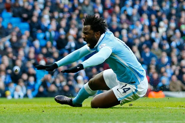 Swansea ready to write off £16million to take Wilfried Bony back from Manchester City this summer