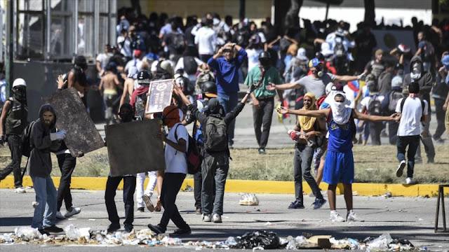 Rusia denuncia 'destructivas' sanciones de EEUU contra Venezuela