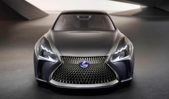 Lexus is 2019 redesign