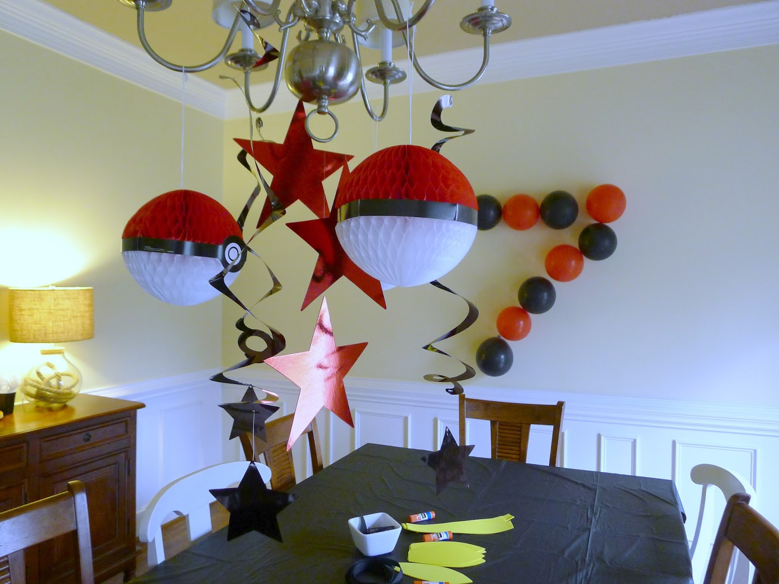 That Mommy Blog: Pokemon Birthday Party: Food, Craft and ...