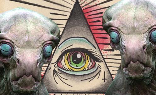 Ovnis  Fuerzas Oscuras 2017  DVDRip