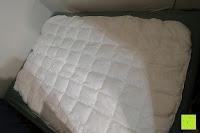 Erfahrungsbericht: MESANA Premium Matratzen-Schoner | Größe: 140x200 cm, Höhe: 27cm | weiß aus Soft Touch Microfaser | 100% Polyester | Matratzen-Auflage auch für Ihr Boxspring-Bett und Wasserbett | Unter-Bett