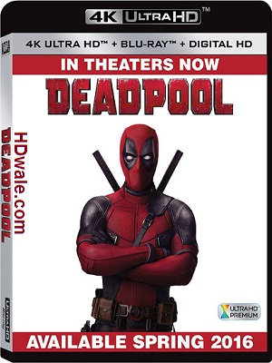 Deadpool Full Movie Download English (2016) 1080p & 720p BluRay