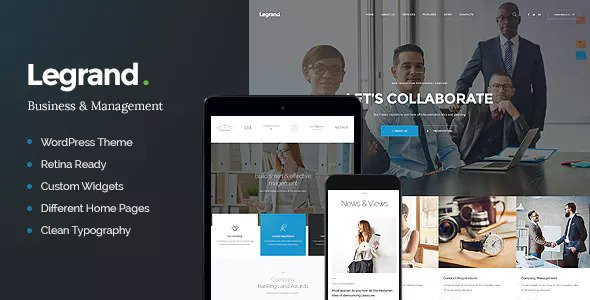 It is a best solution for contemporary occupation organisation in addition to whatever other  LeGrand v1.2 – Influenza A virus subtype H5N1 Modern Multi-Purpose Business Theme Download