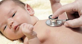 Catatan Perawat: Pemeriksaan FIsik pada Bayi Baru Lahir Singkat
