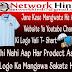 Jane Kese Mangwate He Apni Website Ya Youtube Channel Ki Logo Vali T- Shart