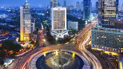 Daftar 10 Kota Terbesar di Indonesia Terbaru
