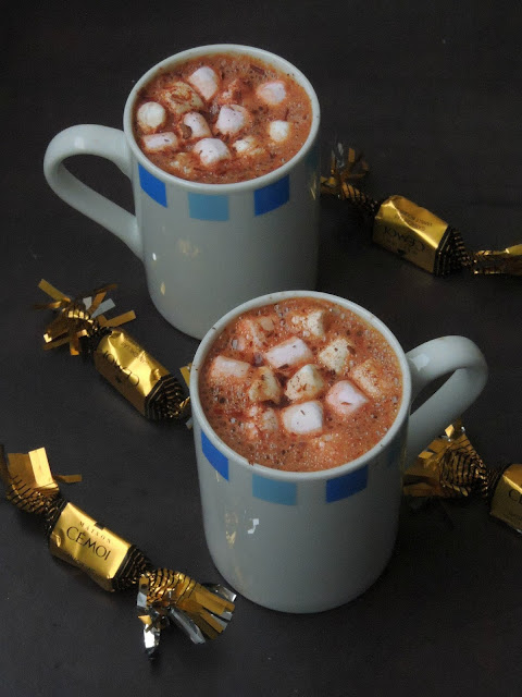 Nutella Hot Chocolate, Hot Chocolate