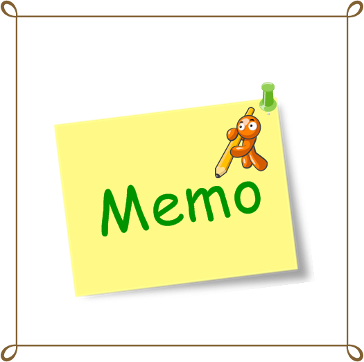 7 Contoh Memo Dalam Bahasa Inggris Belajar Bahasa Inggris