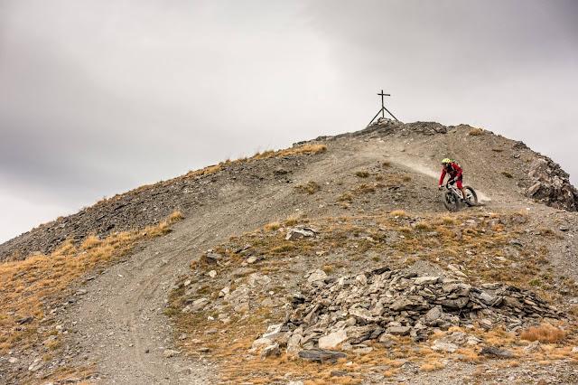 Blob übers Mountainbiken