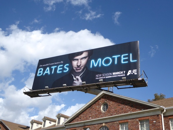 Bates Motel season 4 billboard