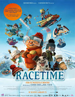 pelicula Racetime (2018)
