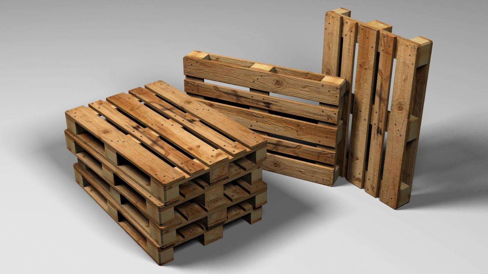 la industria de la paquetera y de los palets necesita trabajar con materiales verdes