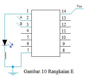 rangkaian gerbang logika 5