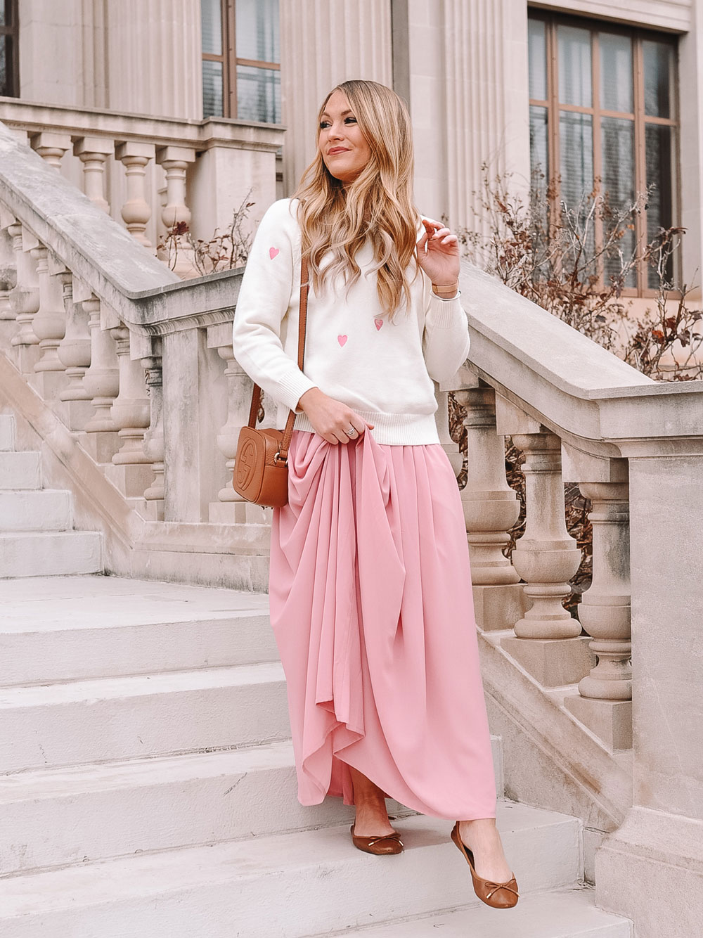 Oklahoma City blogger Amanda's OK wears Valentine's Day outfits