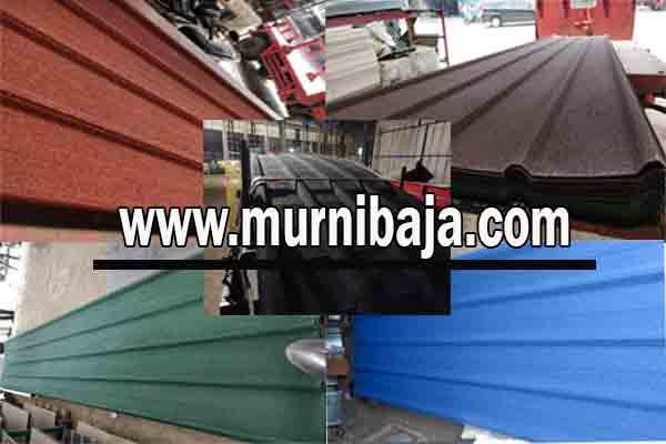 Jual Atap Spandek Pasir di Sukabumi - Harga Murah Berkualitas