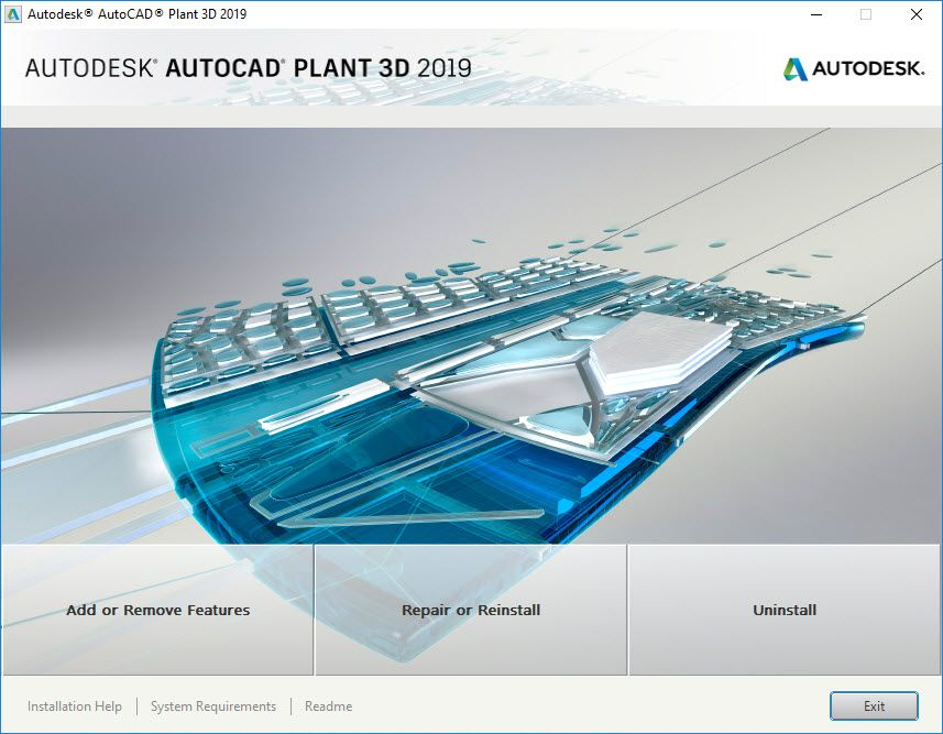 Download and Install AutoCAD Plant 3D 2019 Free Download