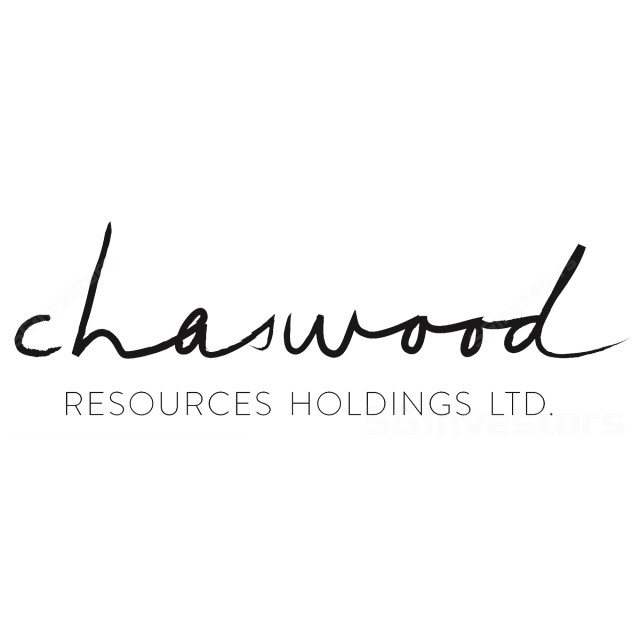 CHASWOOD RESOURCES HLDGS LTD. (5TW.SI) @ SG investors.io