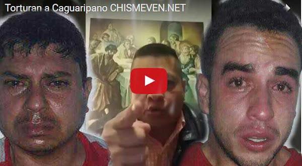 Denuncian terribles torturas contra Caguaripano y García