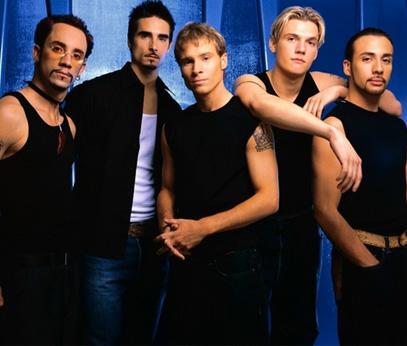 Backstreet Boys:バックストリート・ボーイズ 1995年に... my playl