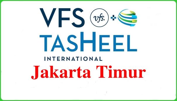 Kantor VFS Tasheel Rekam Biometrik Untuk Umroh di Jakarta Timur