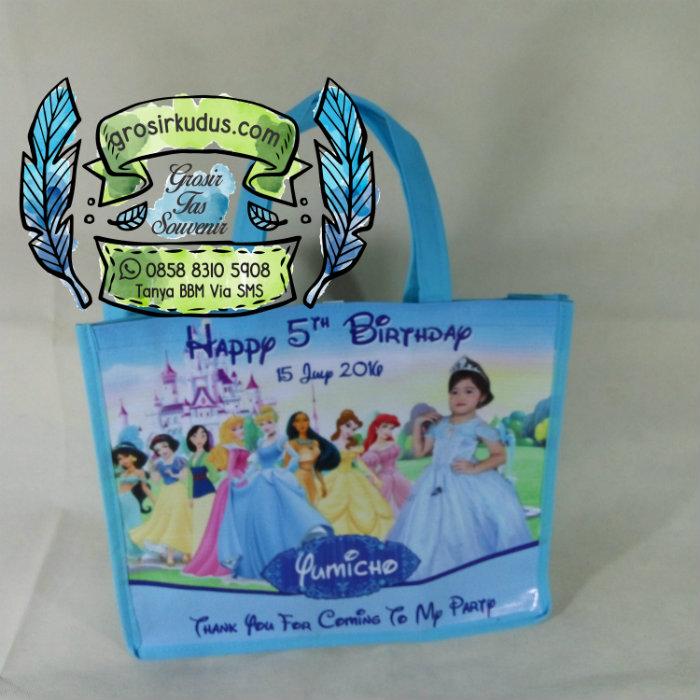 tas ulang tahun murah pakai foto