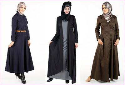 Model Baju Kerja Muslim Untuk Wanita