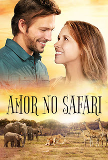 Amor No Safari - HDRip Dual Áudio