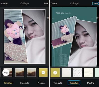 Cara Menggabung Foto di Android