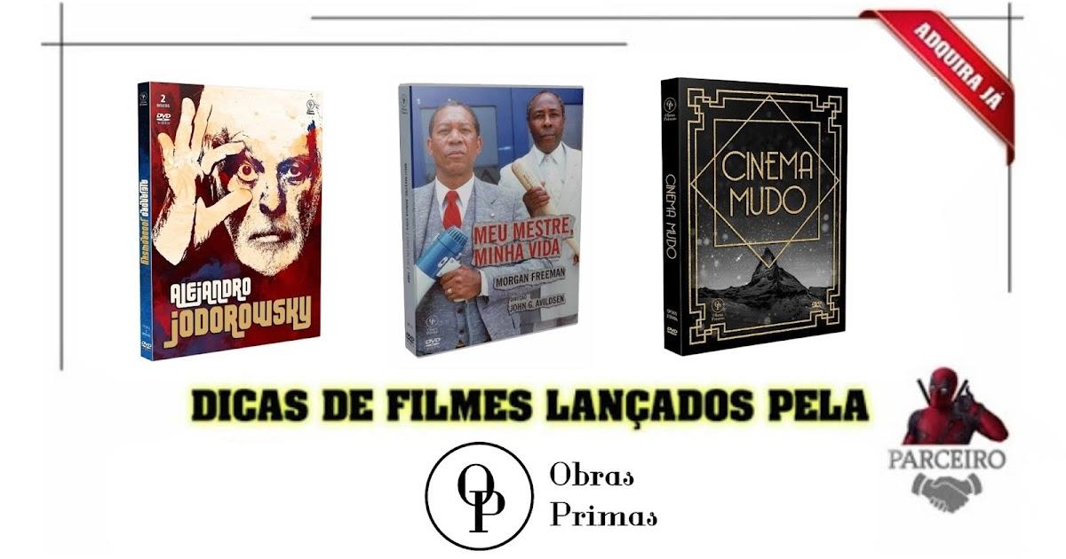 Tem Na Web - DICAS DE FILMES LANÇADOS PELA OBRAS PRIMAS DO CINEMA