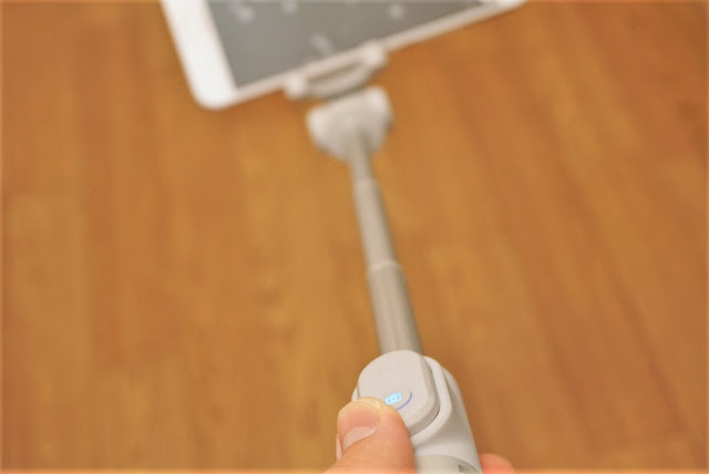 【Xiaomi自撮り棒】三脚にもなってお花見でも大活躍!まだ間に合う、Xiaomiの自撮り棒レビュー!