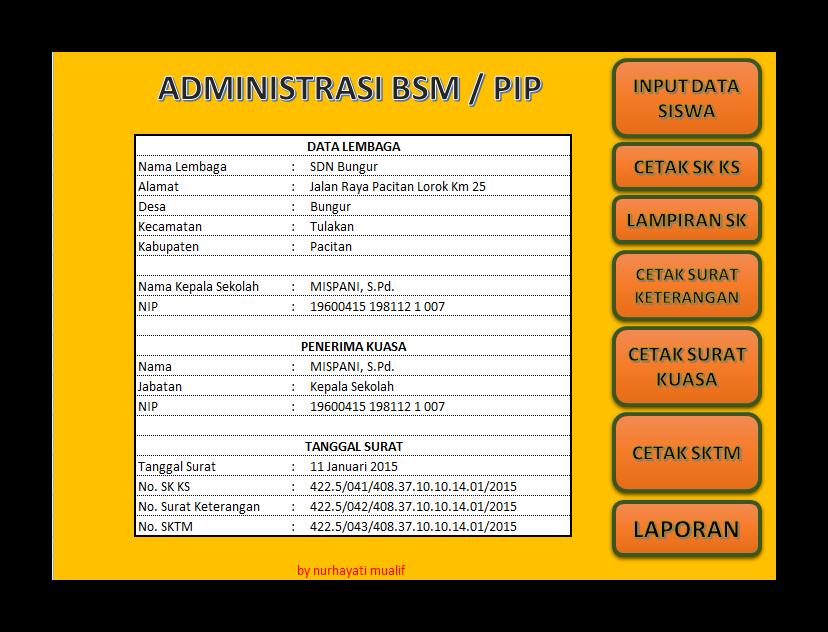 Download Aplikasi Administrasi Bsm Berani Id