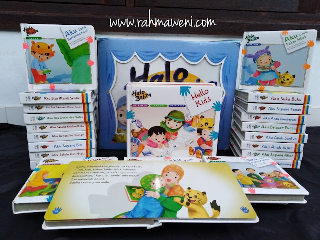 Review Buku Halo Balita