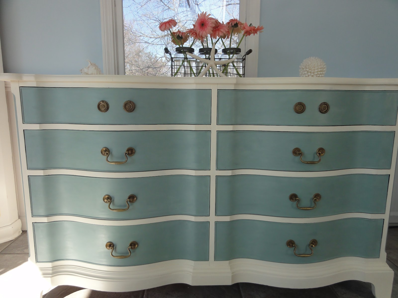 Shades Of Amber Annie Sloan Chalk Paint Linky Party