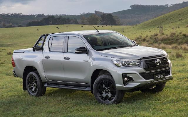 Novo Toyota Hilux 2018