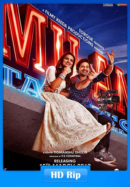 Milan Talkies 2019 WebRip Hindi 720p ESub x264 | 480p 300MB | 100MB HEVC