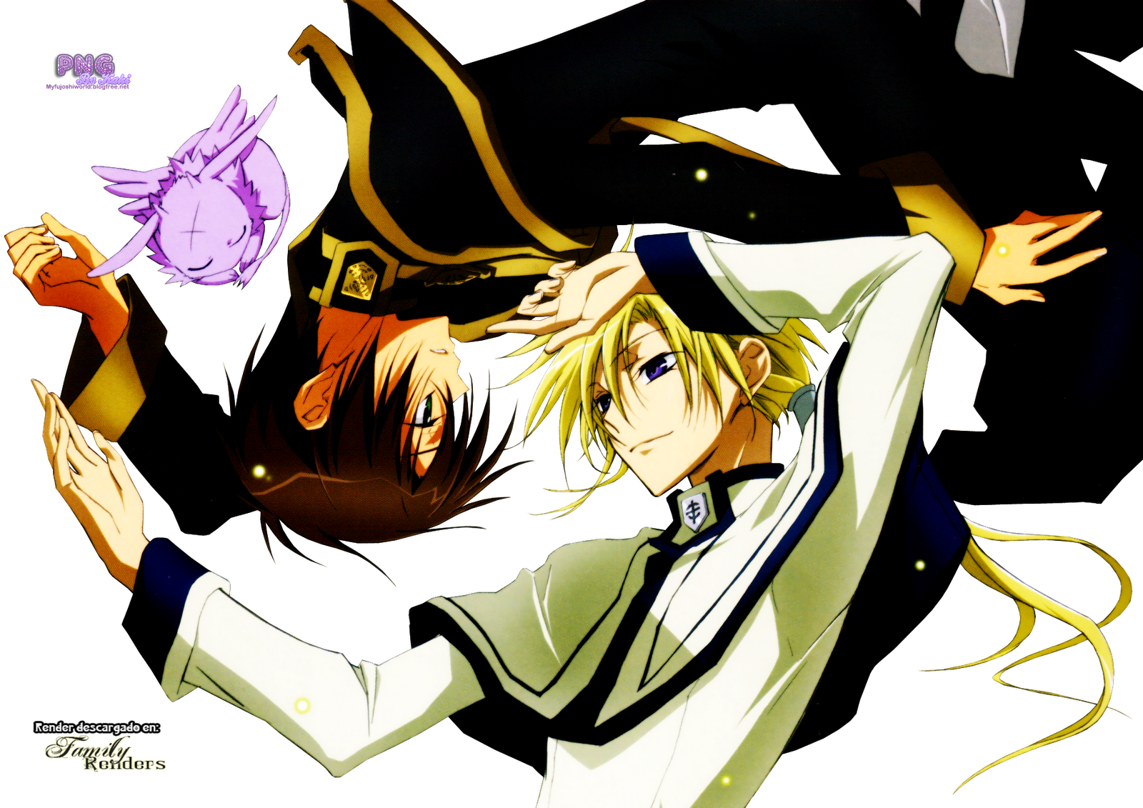 PNG-Teito y Hakugen + 07 ghost