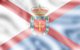 Bandera en The Gimp