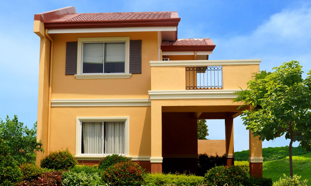 Camella Homes Camella Carson Mara House And Lot For