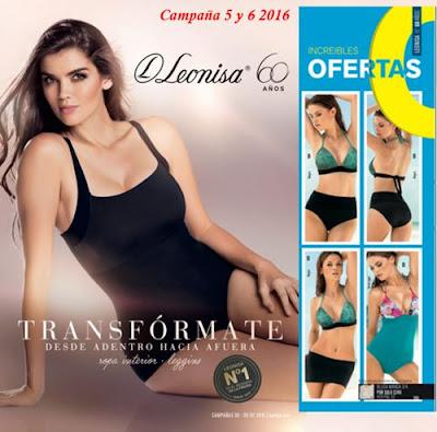 catalogo leonisa c-5-6 2016