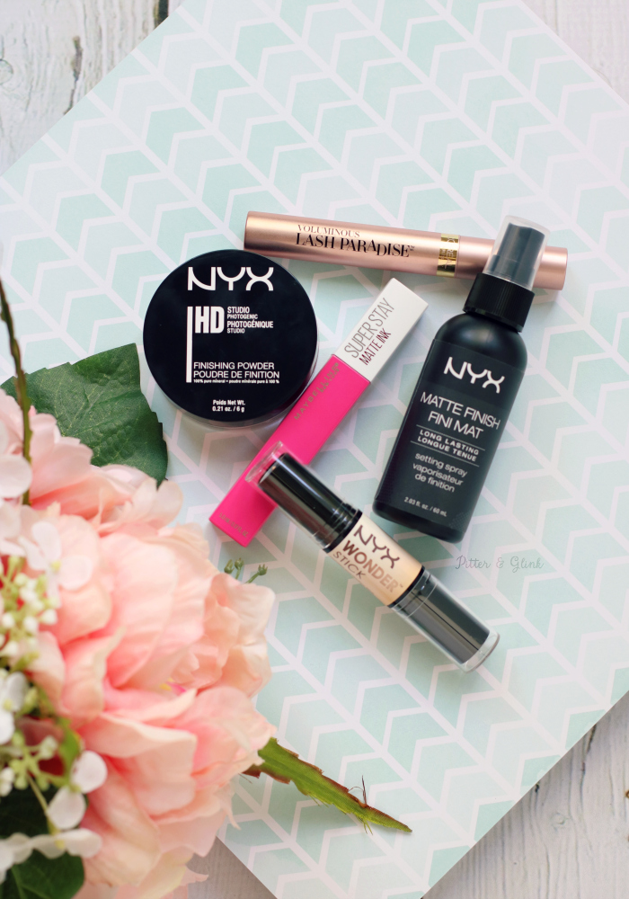 My Five Favorite Drugstore Makeup Items